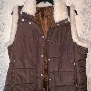 Jackets & Blazers - Fluffy Vest